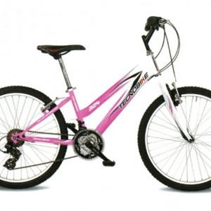 Tecnobike - bicicletta per bambine