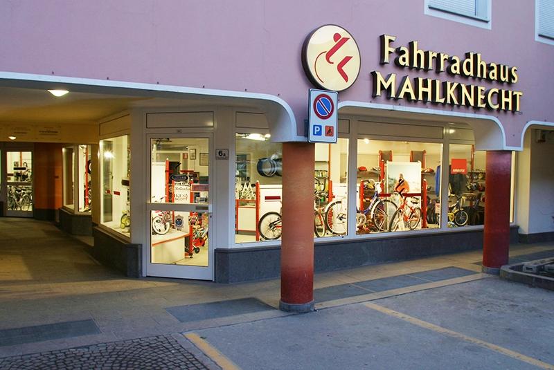 Fahrradhaus Mahlknecht in Bruneck